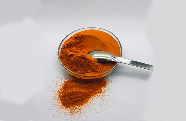 Beta carotene powder